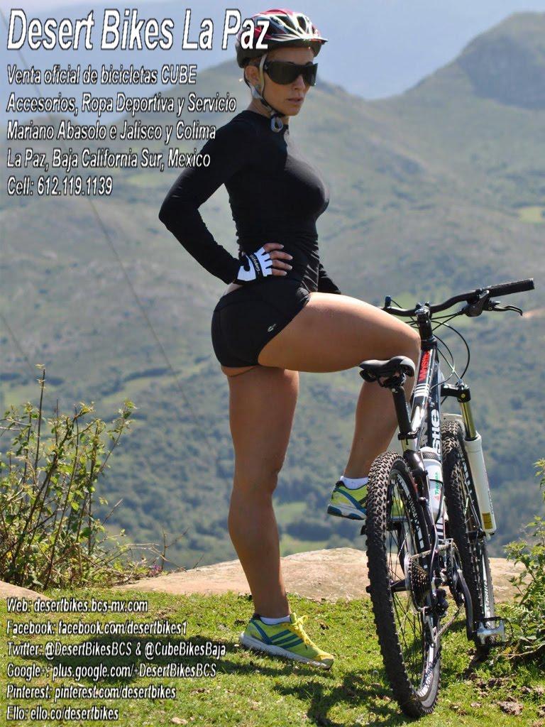 Desert Bikes La Paz CubeBikes BCS